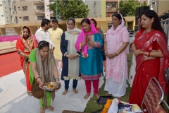 Swadeshi Mela 2017 - Hawan